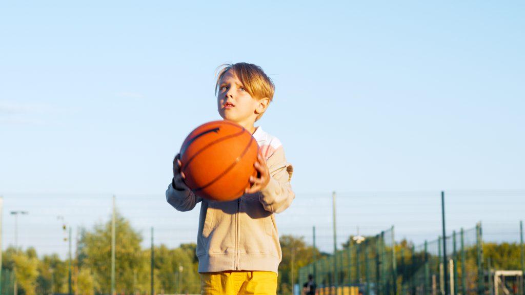 basket για παιδιά